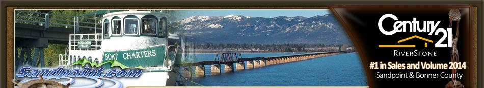 Lake Cruises on Lake Pend Oreille in Sandpoint, Idaho