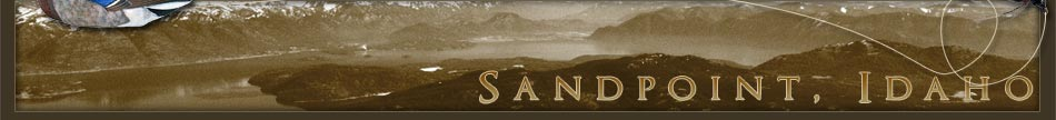 Sandpoint, Idaho's Events page