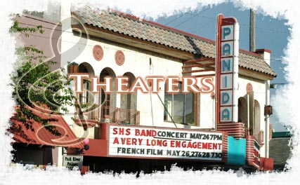 Panada theater in Sandpoint, Idaho We have the calendar and movie schedule for Bonner Mall Cinamas